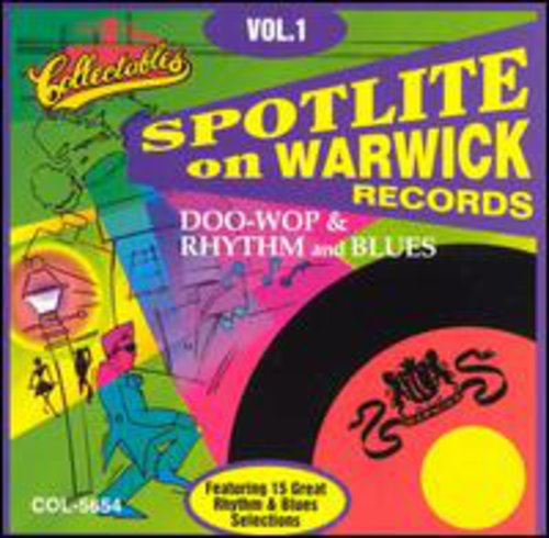 Warwick Records: Doo Wop Rhythm & Blues 1 /  Various