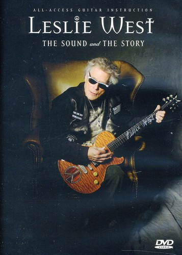 Leslie West: Sound & the Story