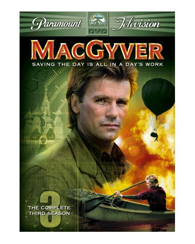 MacGyver: The Complete Third Season