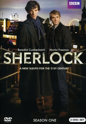 Sherlock: Season One [Full Frame] [2 Discs]