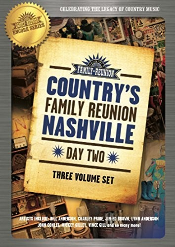 Country's Family Reunion Nashville Day 2