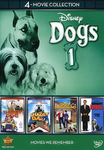 Disney Dogs 1: 4 Movie Collection