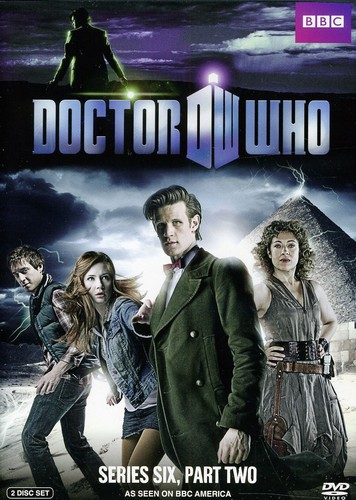 Doctor Who: Series Six, Part Two [WS] [2 Discs] [Slipcase]