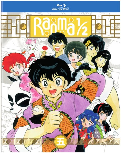 Ranma 1/ 2 - TV Series Set 5 (Standard Edition)