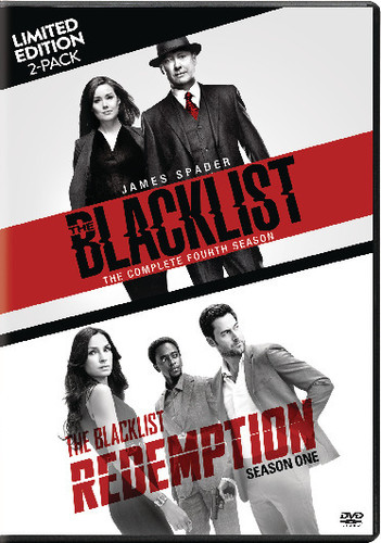The Blacklist: Season Four/ Blacklist Redemption: Season One