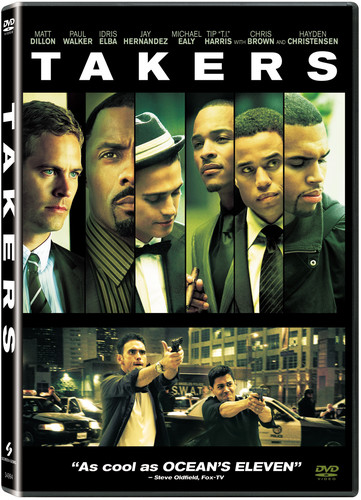 Takers [Widescreen]