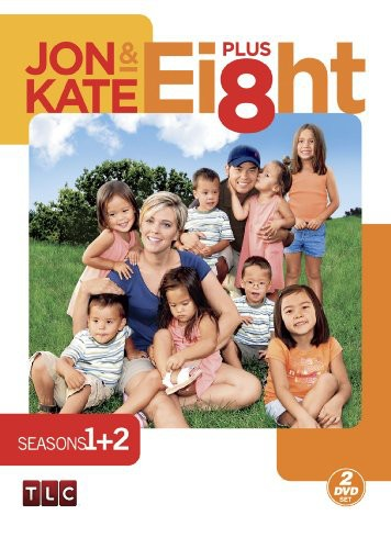 Jon and Kate Plus Ei8ht: Seasons 1 and 2 [2 Discs]