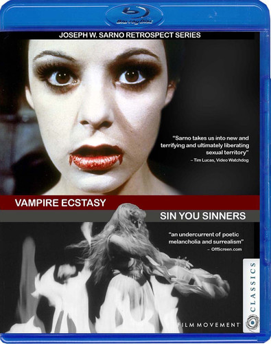 Vampire Ecstasy /  Sin You Sinners