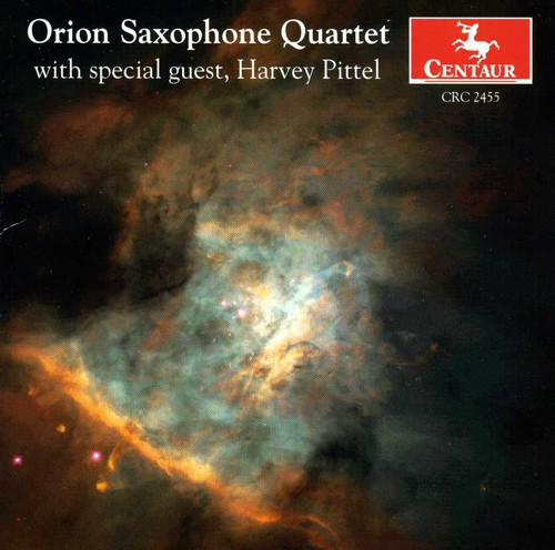 Orion Saxophone Quartet /  Various