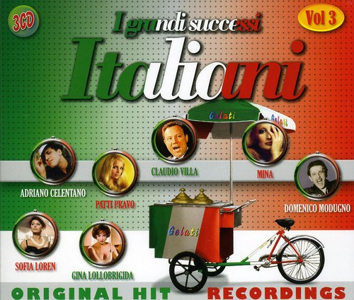 I Grandi Successi Italiani 3 /  Various [Import]
