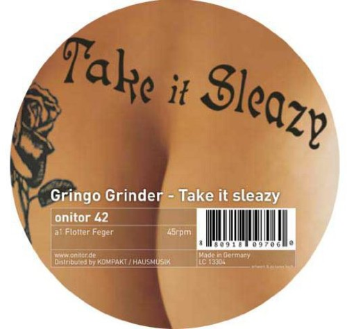 Take It Sleazy [EP]