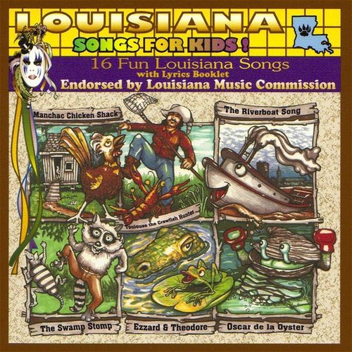 Louisiana Songs for Kids /  Various