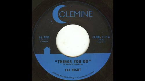 Things You Do [Single]