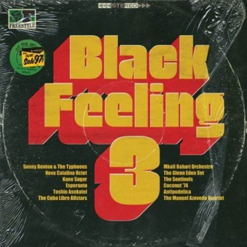 Black Feeling 3 [Import]