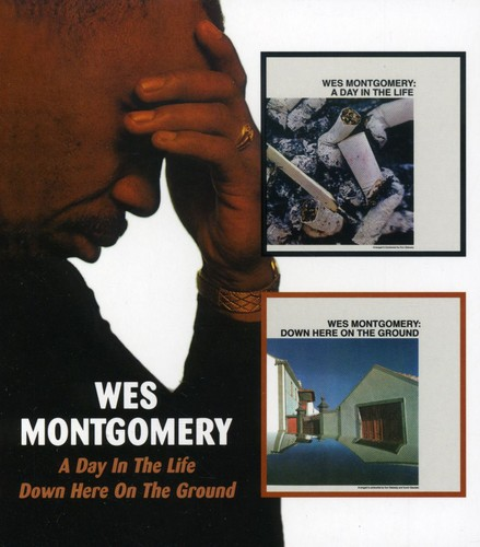 A Day In The Life/ Down Here On The Ground [Import]