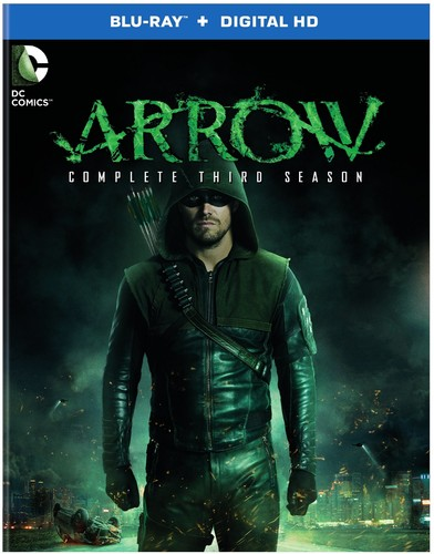 Arrow: The Complete Third Season (DC)