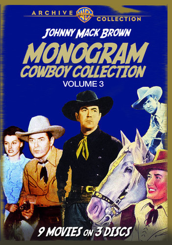 Monogram Cowboy Collection: Volume 3