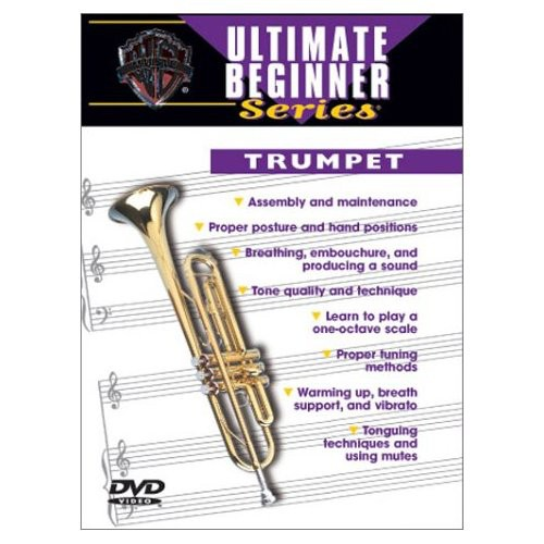 Ultimate Beginner Series: Trumpet [Instructional]