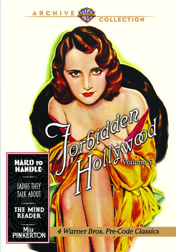 Forbidden Hollywood Collection: Volume 5