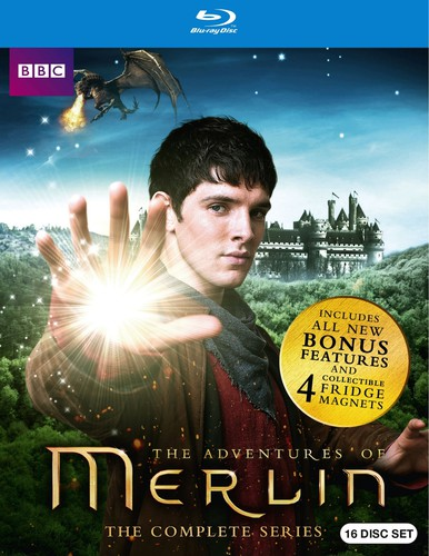 Merlin Complete Series Gift Set