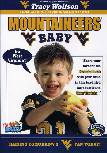 Team Baby: Baby Mountaineer Raising Tomorrow's West Virginial FanToday