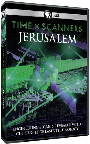 Time Scanners: Jerusalem