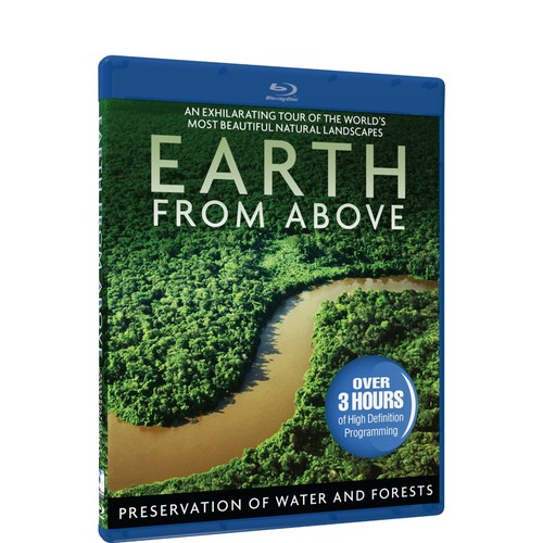 Earth from Above: Preservation of Water & Forests