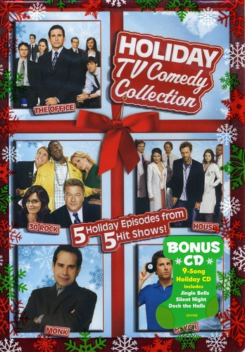 Holiday TV Comedy Collection [WS] [With Bonus Holiday CD Sampler]