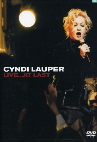 Cyndi Lauper: Live...At Last