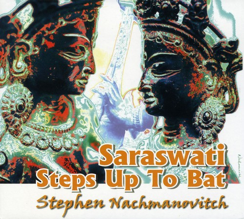 Saraswati Steps Up to Bat
