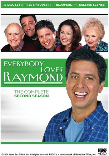 Everybody Loves Raymond: The Complete Second Season