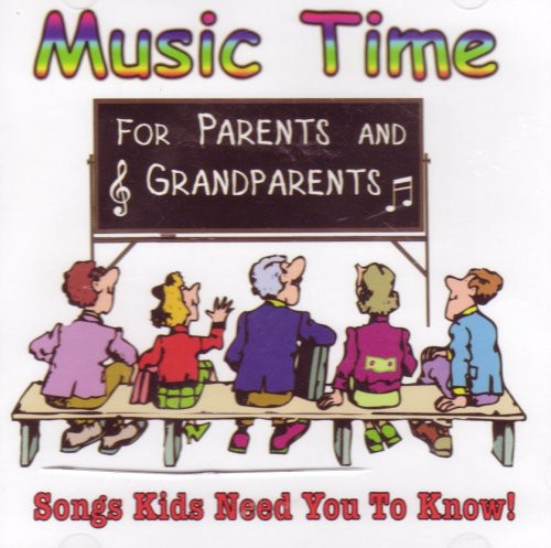 Classic Music Time for Parents & Grandparents-55 C
