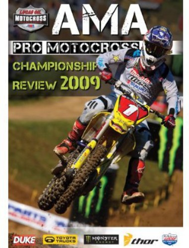 Ama Motocross Championship Review 2009