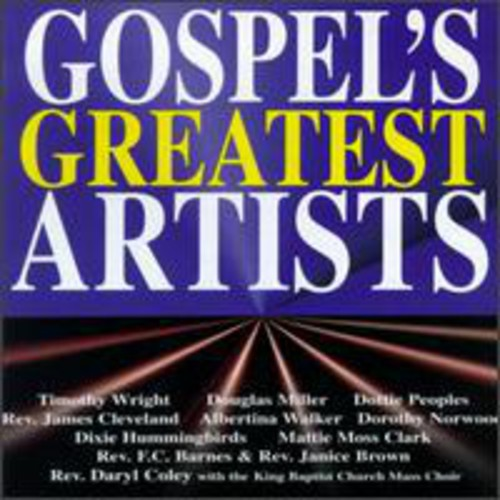 Gospel's Greatest Artist /  Various