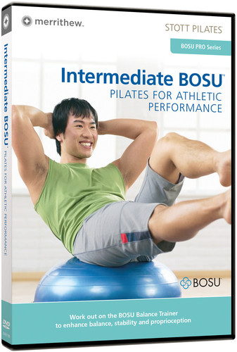 Stott Pilates: Intermediate Bosu - Pilates for