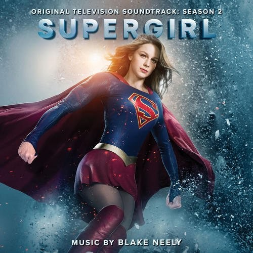 Supergirl - Season 2 (Limited Edition Music Score)