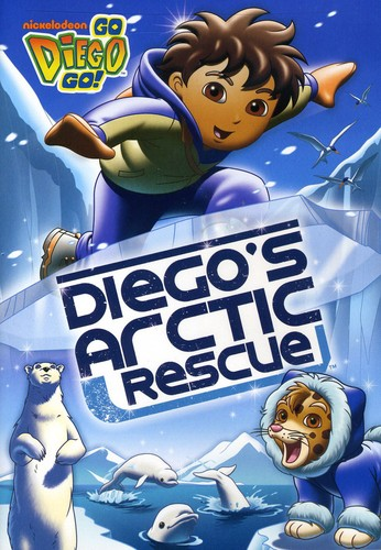 Diego's Arctic Rescue [Full Frame]