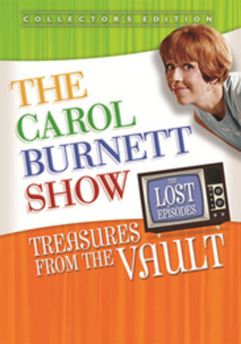 The Carol Burnett Show: The Lost Episodes - Treasures From the Vaults (6 DVD Set)