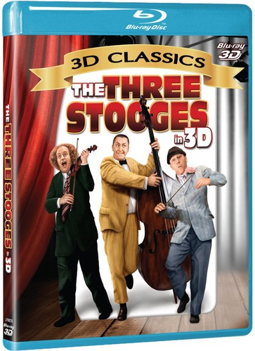 The Three Stooges in 3D