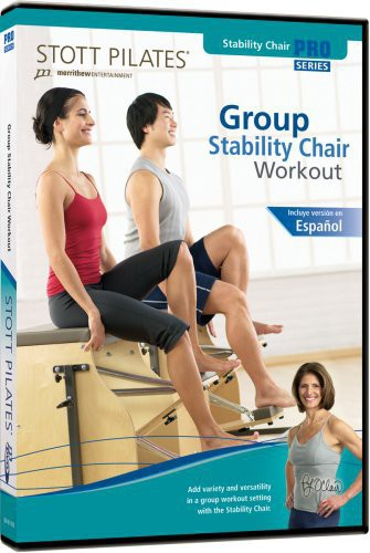 Stott Pilates: Group Stability Chair Workout