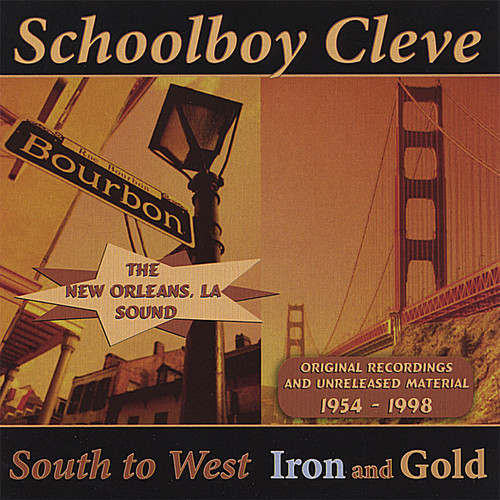 South to West: Iron & Gold