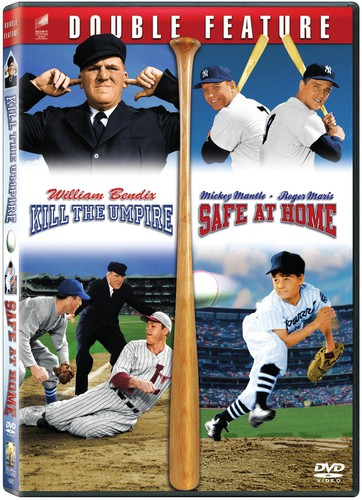 Baseball Double Feature