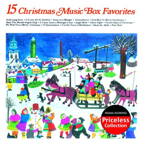 15 Christmas Music Box Favorites /  Various