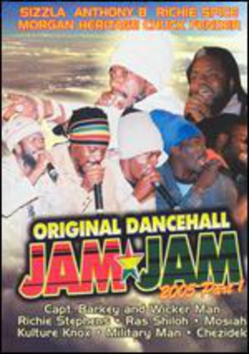 Original Dancehall Jam Jam 1 2005 /  Various