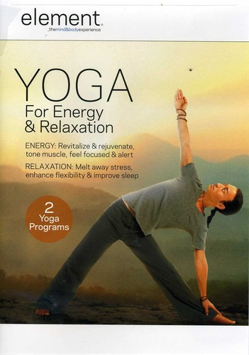 Element: Yoga For Energy and Relaxation