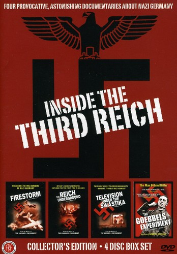 Inside The Third Reich [4 Discs] [WS] [Subtitled]