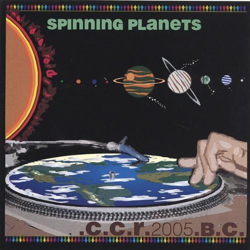 Spinning Planets