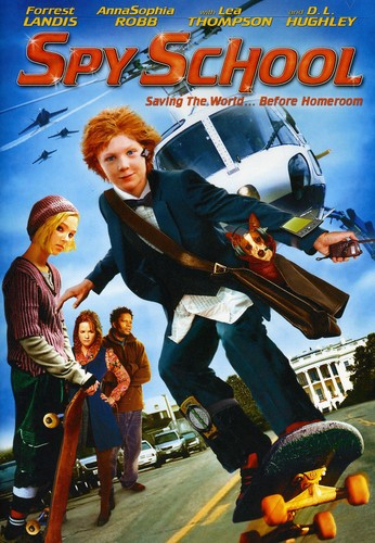 Spy School [Widescreen]
