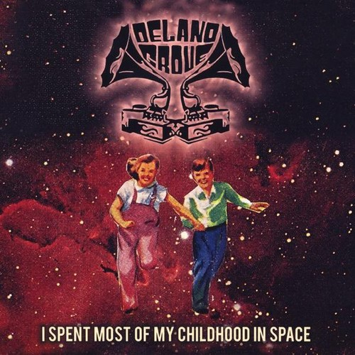 I Spent Most of My Childhood in Space
