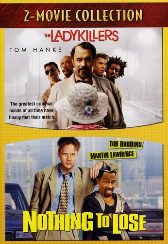 The Ladykillers [2004]/ Nothing To Lose [1997] [2 Pack]